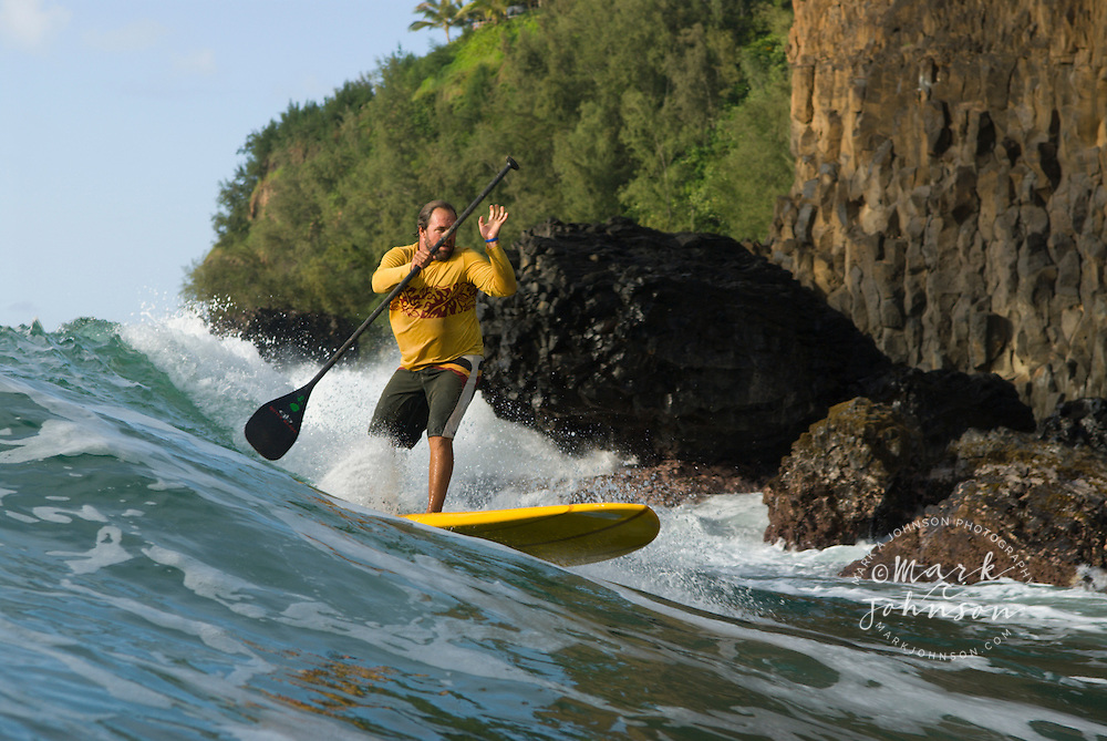 Stand Up Paddle Surfing, Hawaii