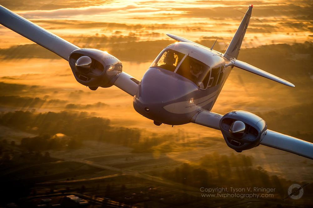 1956 Piper PA-23 C/N 23-698