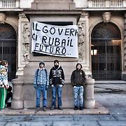 Movimento 9 dicembre Proteste