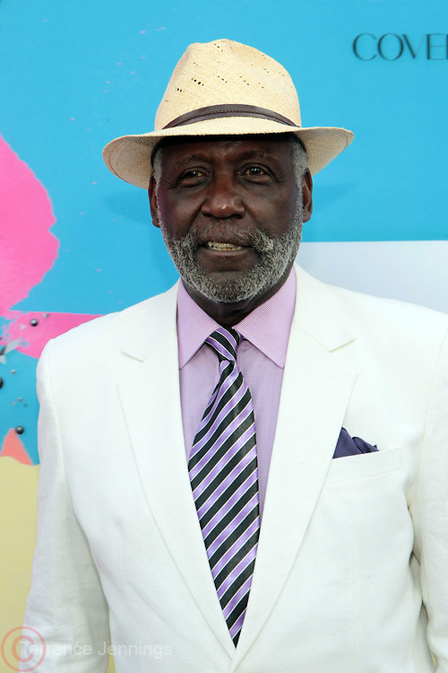 "Los Angeles, CA-June 29: Actor Richard Roundtree attends the Seventh Annual "" Pre "" Dinner celebrating BET Awards hosted by BET Network/CEO Debra L. Lee held at Miulk Studios on June 29, 2013 in Los Angeles, CA. © Terrence Jennings"