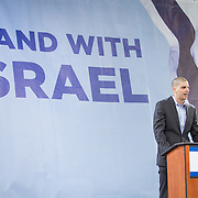 Rally in Solidarity with Israel - 8/7/14