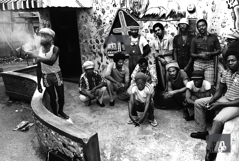 Lee Scratch Perry And The Majestics Mystic Miracle Star