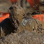 New York Merrell Down and Dirty Obstacle Race presented by Subaru. The Bronx, New York, USA