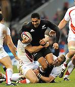 20081129, England vs New Zealand. Twickenham