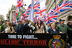 2017-04-01 Britain First marches in London against Islamist terror