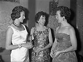 1960 - Irish Hotel Management Association dinner at the Metropole Hotel