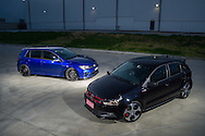 VW Polo GTI & VW Golf R Photo Shoot 6th Sept