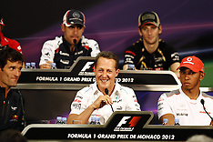File photo - Michael Schumacher no longer in coma