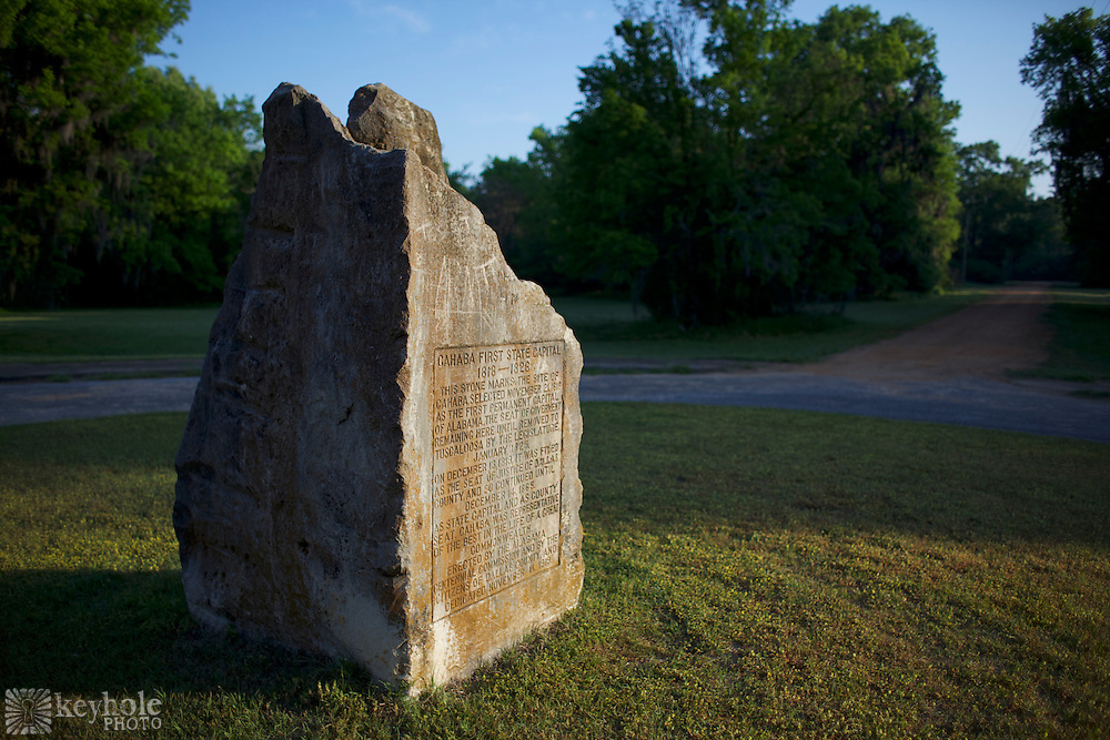 The Old Cahawba Archaeological Park which is located outside of Selma, Ala, features a place where visitors can connect with history or enjoy nature. The site features a few buildings and brick ruins.