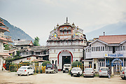 Raja Rupi Mahal was is the home to the king of Kullu Rajya.