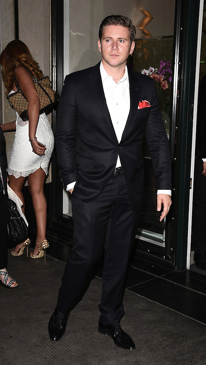 Downton Abbey Wrap Party at The Ivy Club, West Street, London on Saturday15 August 2015