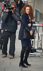 DEC 10 2013 Rebekah Brooks arriving at the Old Bailey