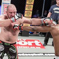 Warrior Fight Series #3