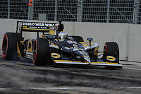 Mike Conway, Baltimore Grand Prix, Streets of Baltimore, Baltimore, MD USA 9/4/2011