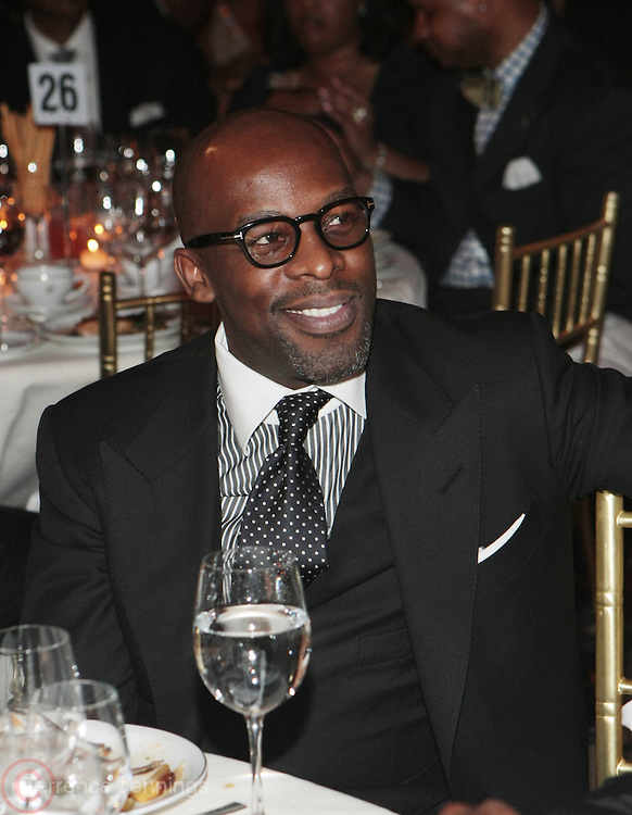 New York, NY-April 18: Recording Artist Joe attends Rev. Al Sharpton's National Action Network's Keeper of the Dream Awards held at Cipriani's Wall Street on April 18, 2012 in New York City. (Photo by Terrence Jennings)