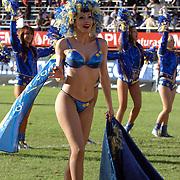 Argentinian football Cheerleaders