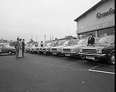 1976 - Tupperware Girls new cars Crawford's Dun Laoghaire (K32)