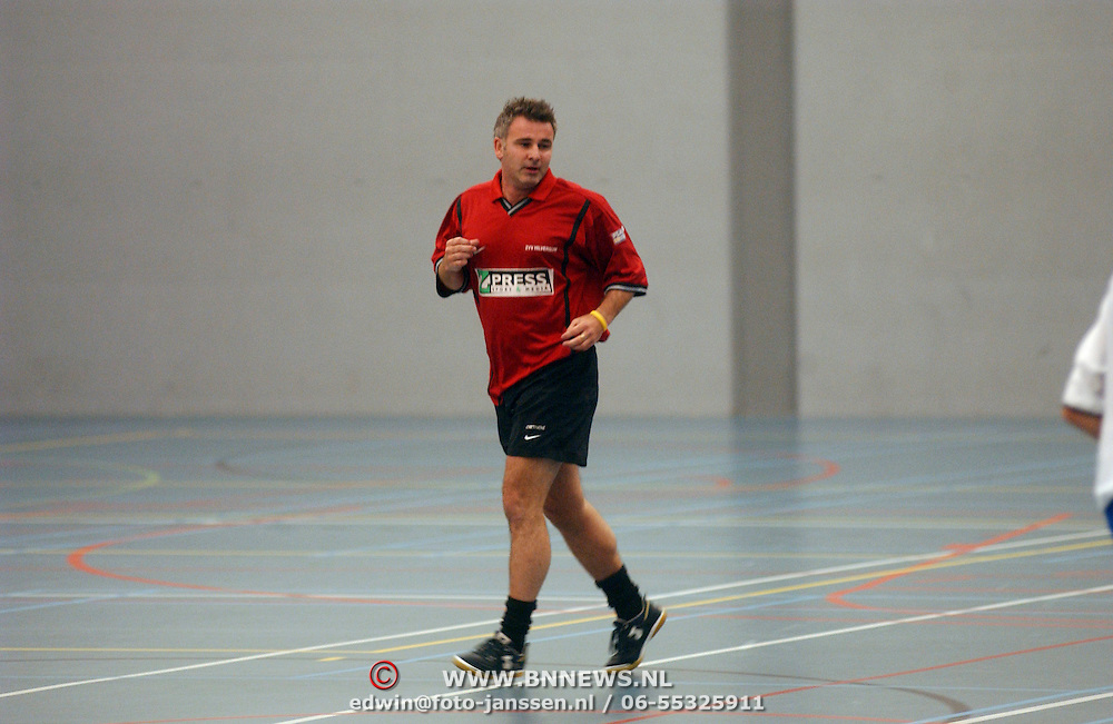Zaalvoetbal Hilversum - ZVU95/Formido, Robby van Alphen