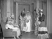 1957 – 07/02 St Augustans, Blackrock, Pantomime