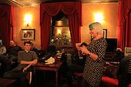 Class War meeting in a London pub Class War