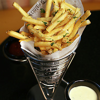 The Truffle Fries at Latitude 41.(Jodi Miller/Alive)