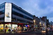 Clear Channel / Estee Lauder / Clinique commercial photography, Glasgow, Scotland
