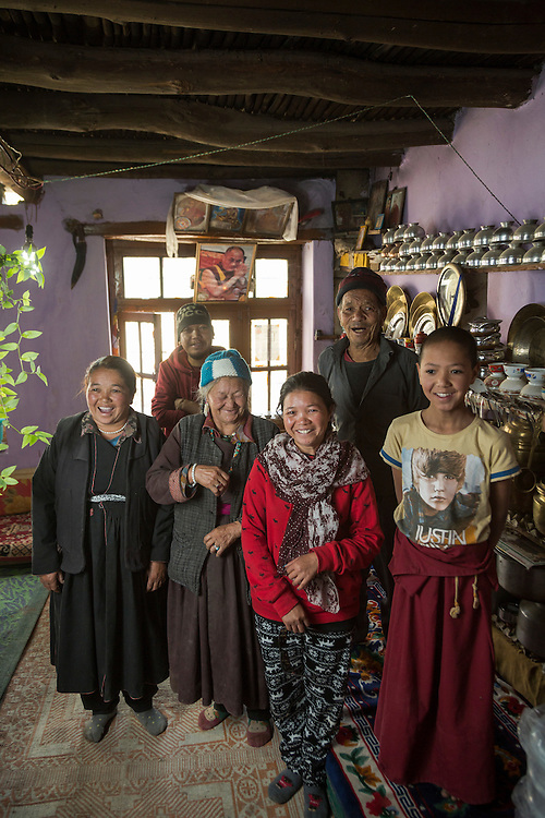 Ladakh 2016 Dr Sanduk Ruit and Tilganga Outreach team perform sight restoring surgery to thirty year old Thinles Lamo. RE : Possible appeal story for Fred Hollows Foundation.