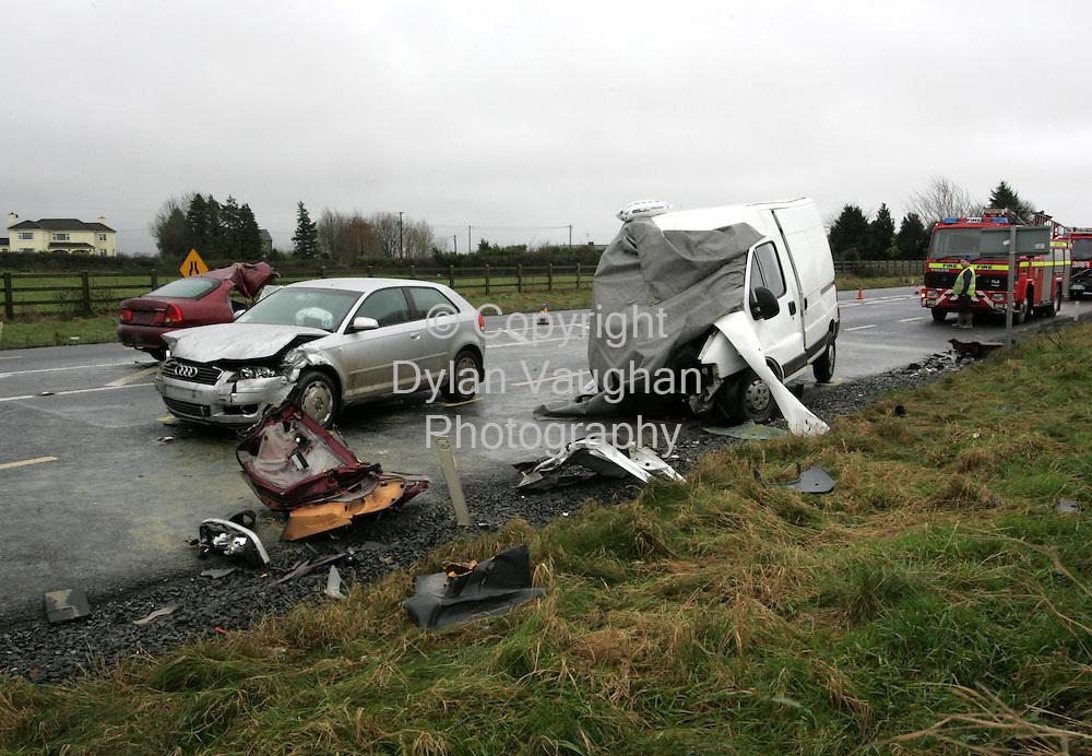 Laura Bush Car Crash