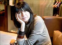 Veronique Nichanian, menswear designer for Hermes