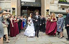 FEB 23 2014 First Scientology Wedding in England