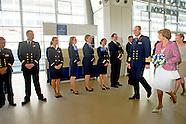 Prinses Margriet der Nederlanden is zaterdag 4 juli aanwezig bij het honderdste bezoek van het ms Ro