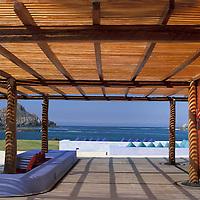 El Careyes Beach Resort, Costa Careyes, Jalisco, Mexico