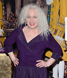 Debbie Douglas attends The Cinderella VIP Exhibition Preview and Screening at Vue West End, Leicester Square, London on Sunday 29 March 2015