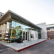 Exterior of the Noorda Theater, Wednesday March 04, 2015, Utah Valley University (Nathaniel Ray Edwards, UVU Marketing)