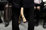 DESIR<br /> 50x70 cm sur papier en fibre de bambou<br /> S&eacute;rie de 5 exemplaires<br /> Issu de la s&eacute;rie &quot;Japan Trip&quot;<br /> <br /> In Tokyo metro, Japan // dans le metro de Tokyo, Japon