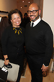 Eyedentity Gallery Launch Event held at the home of Twana Tibbs & Bruce Gordon in New York City