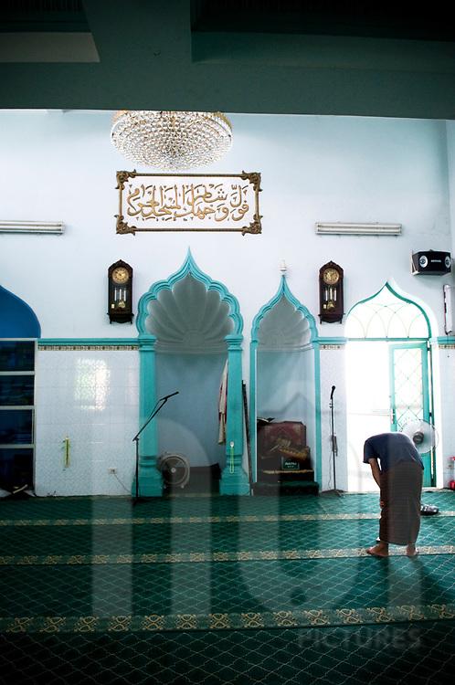 Jamiul Islamiyah Mosque in Ho Chi Minh City, Vietnam, Southeast Asia