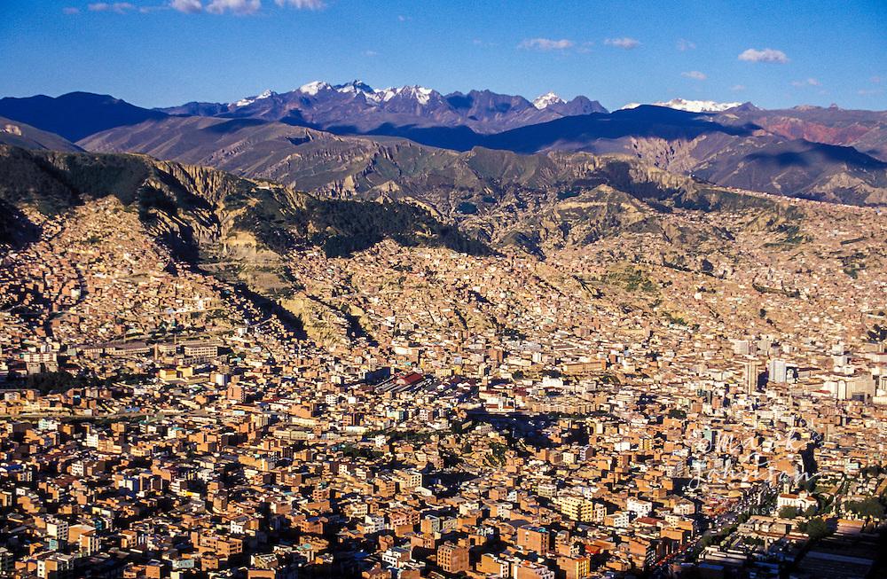La Paz, Bolivia, South America