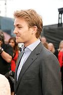 Nico Rosberg, Team Mercedes