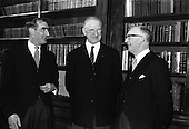 1965 -  New Supreme Court Judge and New Attorney General appointed