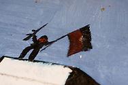 Murales en el sector 'La Cañada' de la parroquia 23 de Enero. Caracas, 01 Feb 2008. (ivan gonzalez).