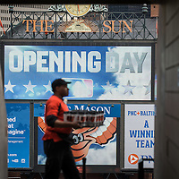 Orioles' Opening Day