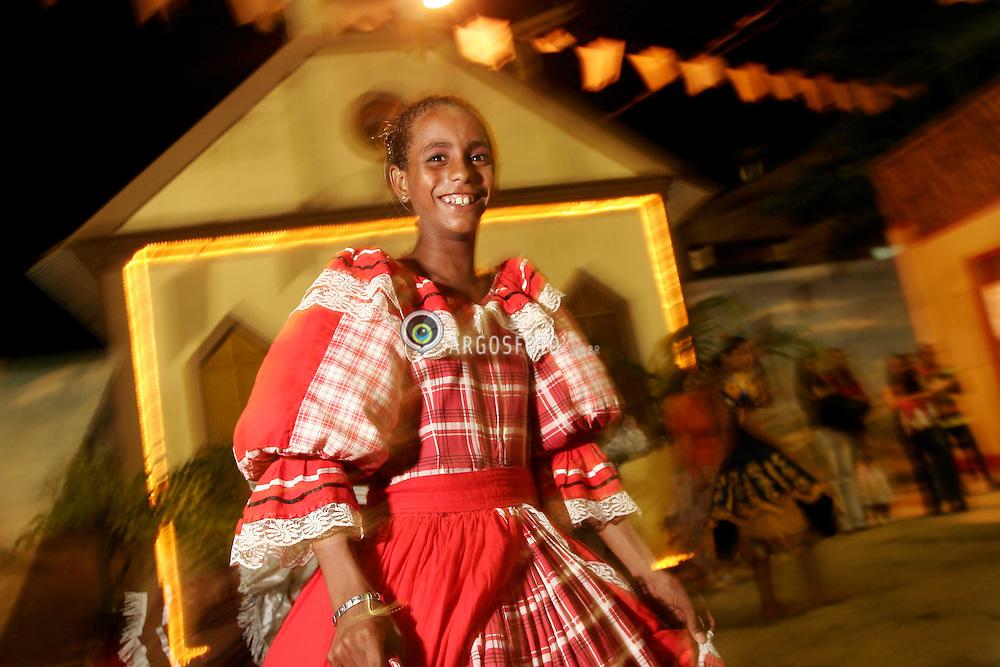 June Festival, popular festival, celebrated on key days following the Catholic feast days of Saint Anthony, John the Apostle and Saint Peter. / Festa de Sao Joao em Campina Grande. 06d0605_0006