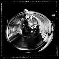 Cairo, Egypt  June 2008<br /> A whirling dervish performs his mysitic dance.<br /> Photo: Ezequiel Scagnetti