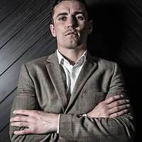 Anthony Crolla at his press conference to announce his fight with Darleys Perez at the Manchester Arena