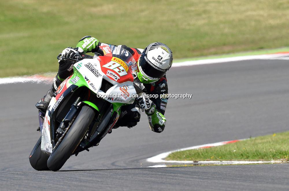 #83 Danny Buchan Tsingtao WK Kawasaki Superstock 1000