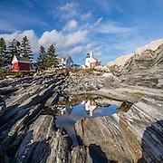 Maine: Pemaquid Lighthouse Park