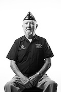 Charles Ralph Parker<br /> Navy<br /> MM3C<br /> Steam Mechanist<br /> Jan. 12, 1951 - Nov. 19, 1954<br /> Korea<br /> <br /> Veterans Portrait Project<br /> Houston, TX