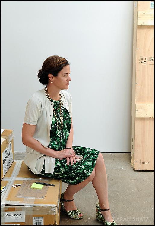 Bellatrix Hubert, Partner/Director, David Zwirner Gallery