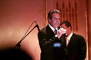 11 August 2010-New York, NY- Attorney General and Candidate for Governor Andrew Cuomo and Governor David Patterson at Congressman Charles Rangel 80th Birthday Celebration and Campaign Fundraiser for embattled Congressman where sold out crowd of Politicians and Supporters where present to wish Congressman Charles Rangel well and held at The Plaza Hotel on August 11, 2010 in New York City. Photo Credit: Terrence Jennings